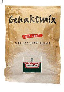 Verstegen Meat Loaf or Meatball Mix 40gram