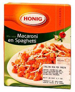 Macaroni/Spagetthi Mix 127 gram/4.48oz