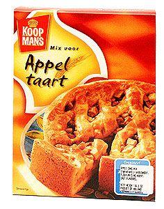 Apple Cake Mix Koopman 15.5 oz