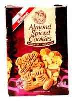 Almond Speculaas 7oz Dutch Bakery