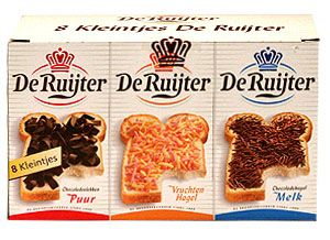 Mini Variety Box De Ruyter Sprinkles 5 oz