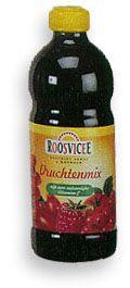 Roosvicee Fruit Syryp 17.6 fl. oz glass bottle