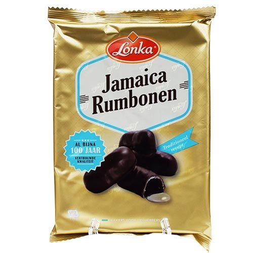 Chocolate Rum Beans Lonka 160gram/5.64oz