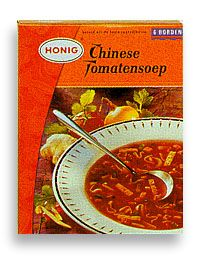 Chinese Tomato Soup for 6 cups