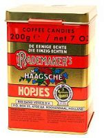 Coffee Hopjes 7 oz Tin