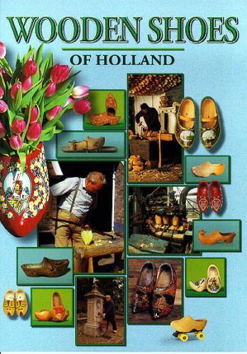 BOOK WOODEN SHOES