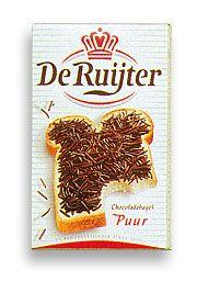 Dark Chocolate Hagelslag (Sprinkles)