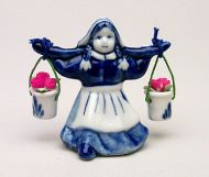 FIG MILKMAID+TULIPS 2.25 INCH