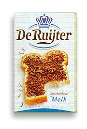 Milk Chocolate Hagelslag (Sprinkles)