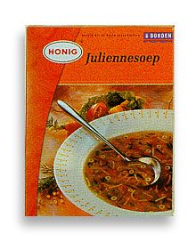 Julienne Soup Mix for 6 Cups