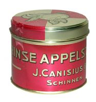 Appelstroop Canisius Tin 15.8oz