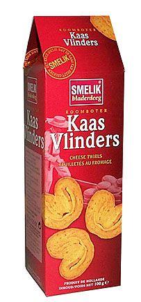 Kaas Vlinders/Cheese Twirls