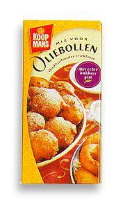 Oliebollen Mix Koopman 5OO Gram