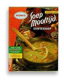 Pea Soup Mix for 4 bowls