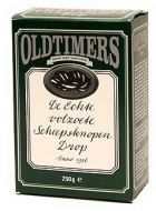 Old Timers Sweet Licorice Box 250gr/8.8oz