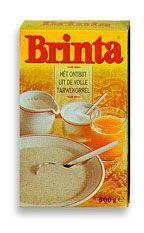 Brinta Whole Wheat Cereal 17.6 oz