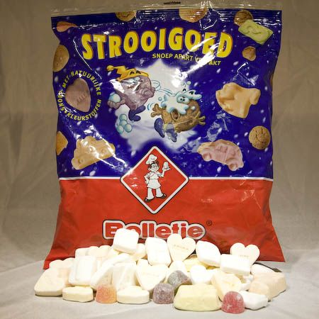 Strooigoed Sinterklaas 500gram/17.6oz
