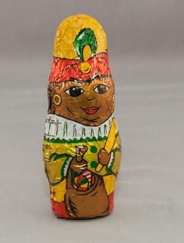 Chocolate Zwarte Piet Small