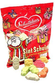 Sinterklaas Schuimpjes
