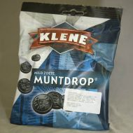 Coin Licorice Klene 7.41 oz Muntdrop