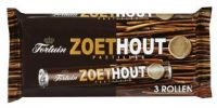 Zoet Hout Licorice Rolls 3 Pk
