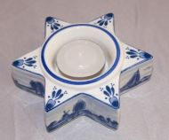 Votive Star Shape 4 inches across