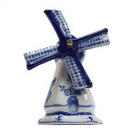 Mill Delft Blue 4 inches tall