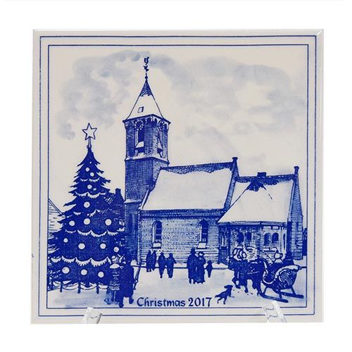 2017 Christmas Tile Limited Edition