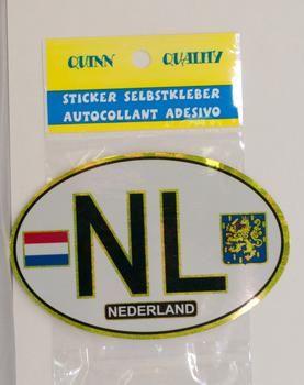 NL Bumper Sticker