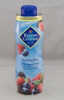 Karvan Forest Fruit Syrup 750 ml/26.5  fl.oz