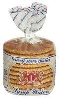 Stroopwafels 100% Butter Pk/10