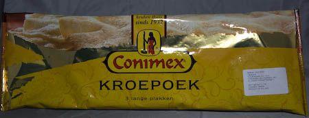 Krupuk Large Ready to Eat 3.1oz/60gram