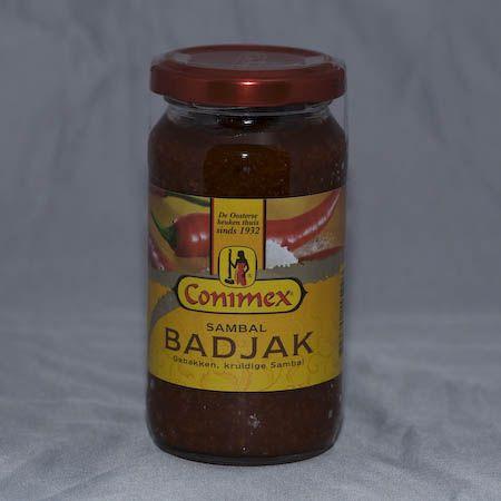 Conimex Sambal Badjak 6 oz jar
