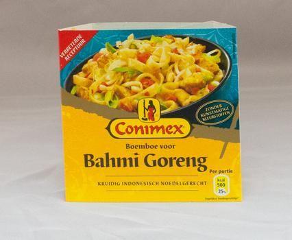 Boemboe Bami Goreng Tub 3.5 oz