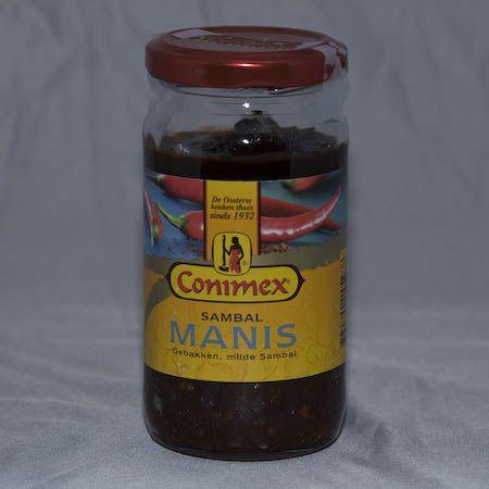 Conimex Sambal Manis 6 oz jar