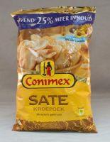 Krupuk Satay Flavor 60gram/3.1oz Ready to Eat