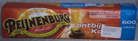 Ontbijtkoek (Honey Cake) Peijnenburg 550gram/19.4oz