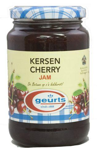 Cherry Jam Geurts 450gram