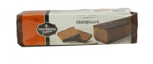 Ginger Cake Continental 20.2