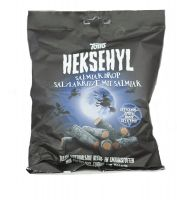 Heksehyl Salty Licorice 10.5 oz