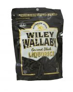 Wiley Wallaby Black Licorice 10oz
