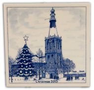 2015 Christmas Tile  Limited Edition