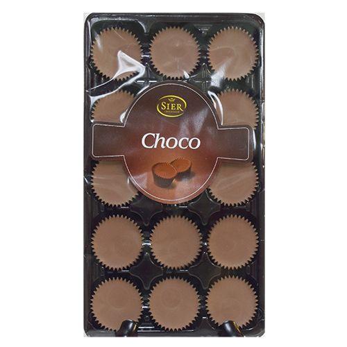 Chocolate Ice Cups 4.4oz