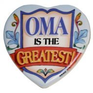 Heart Magnet Oma is the Greatest