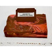 Amaretto Chocolate Swirl Fudge (lb)