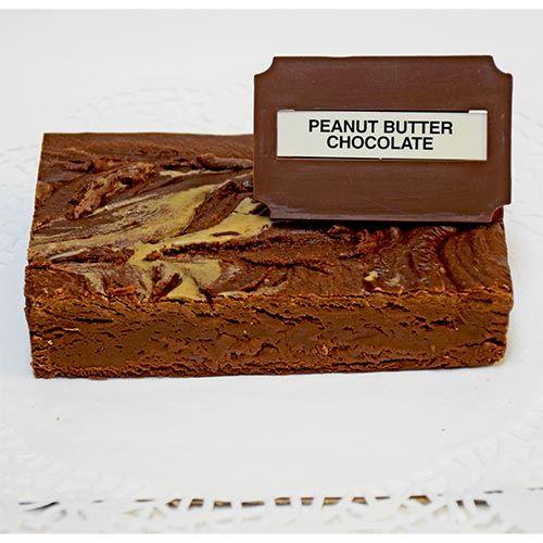 Chocolate Peanutbutter Fudge (lb)