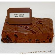 Chocolate Rum Raisin Fudge (lb)