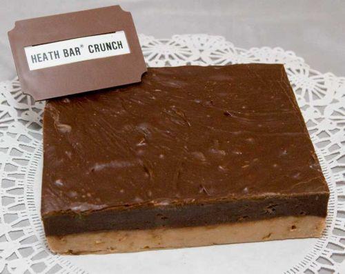 Heath Bar Crunch Fudge (lb)