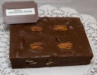 Dark Chocolate Pecan Fudge (lb)