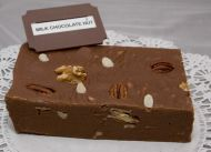 Milk Chocolate 3 Nut Fudge